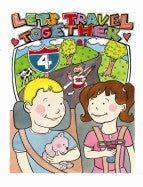 Interstate 4 One Another Coloring Book