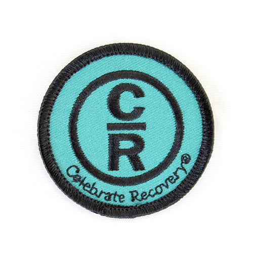 Celebrate Recovery Circle Logo Patch