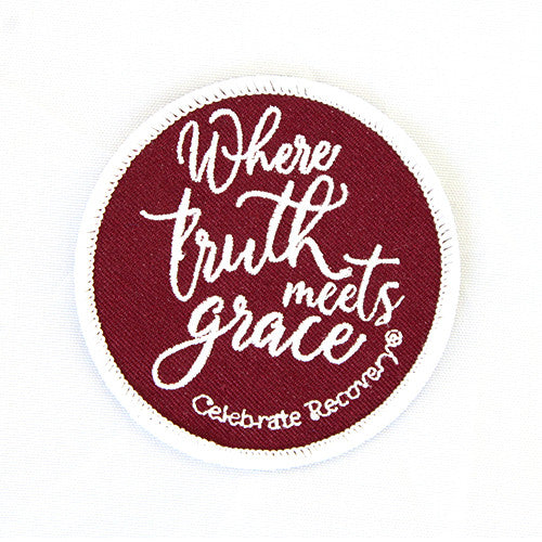 Where Truth Meets Grace Patch