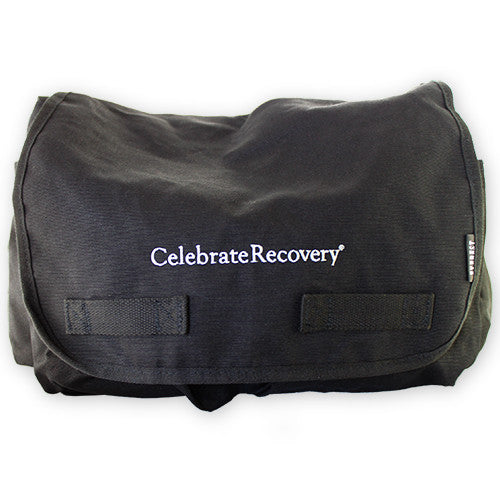 Celebrate Recovery Messenger Bag