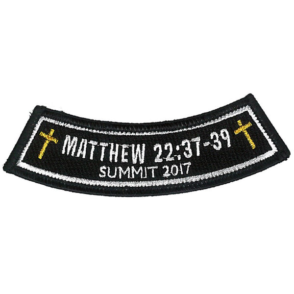 Celebrate Recovery Summit 2017 Patch