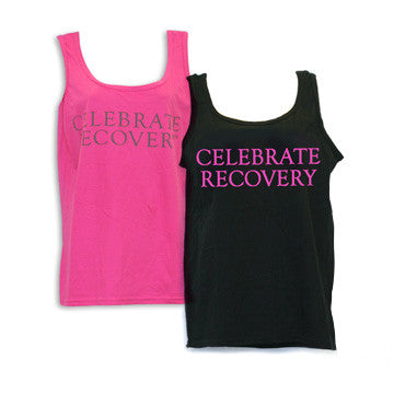 Celebrate Recovery Women's Tank Top