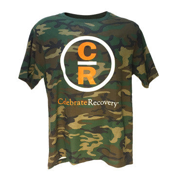 CR Gear: Camouflage T-shirt