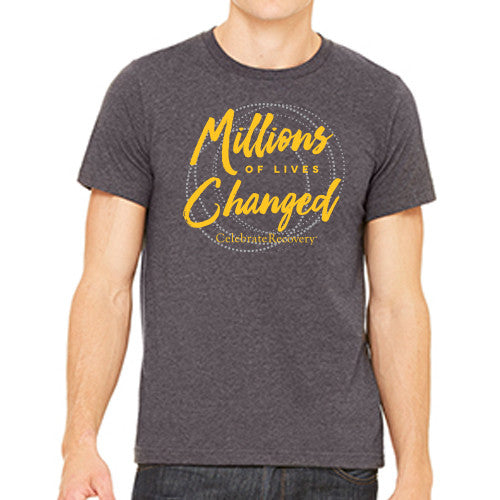 Millions of Lives Changed T-shirt
