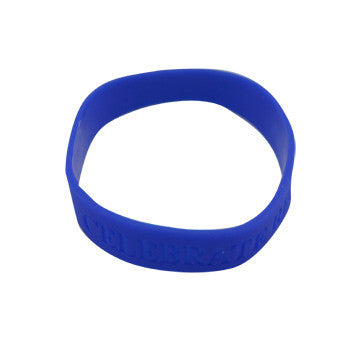 CR Gear: Celebrate Recovery Wrist Band (pack of 10)