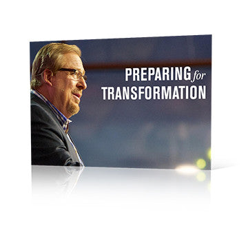 Preparing For 50 Days of Transformation Sermons