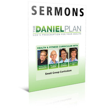The Daniel Plan Sermons