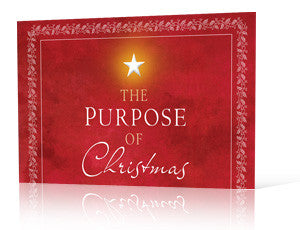 The Purpose of Christmas