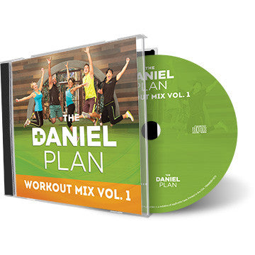The Daniel Plan Workout Mix Vol. 1