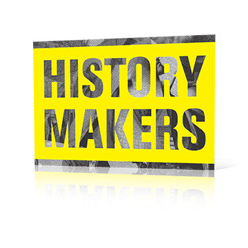 History Makers: Lessons On Living By Faith