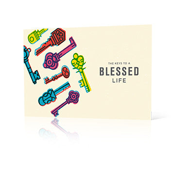 The Keys to a Blessed Life: 8 Beatitudes