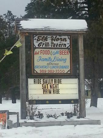 Elk Horn Grill and Tavern