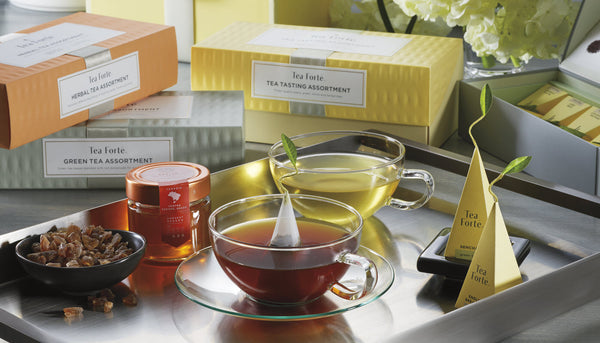 Reignite your senses with a Tea & Chocolate Virtual Tasting