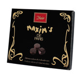 Maxim's de Paris Dark Chocolate Gift Assortment - Gourmet Boutique