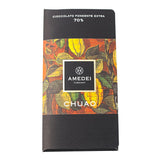 Amedei Gourmet Chocolate Bar - Chuao 70% Cocoa - 50g - Gourmet Boutique