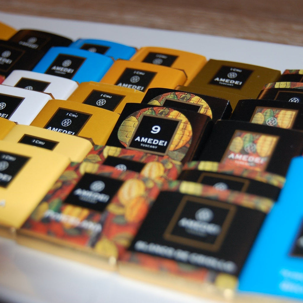 Chocolate Tasting: Craft Makers Collection (20-50G Bars)