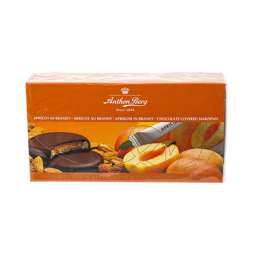 Anthon Berg - Apricot in Brandy - Gourmet Boutique