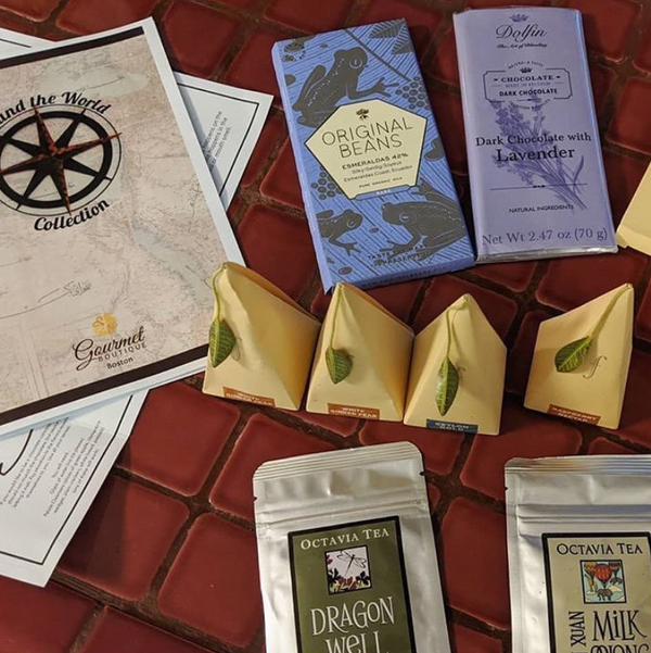 Tea & Chocolate Tasting: A match made in heaven virtual tasting (Shipping Included)