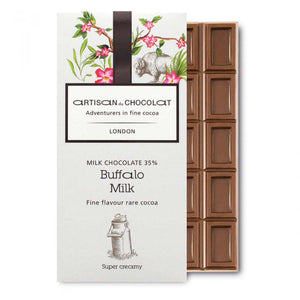 ARTISAN DU CHOCOLATE BUFFALO MILK 35%