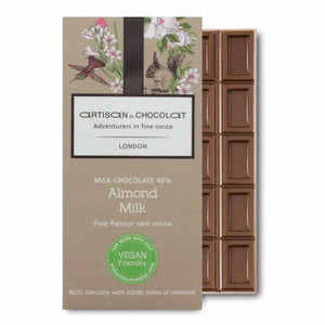 ARTISAN DU CHOCOLATE ALMOND MILKB 40%