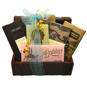 Craft Chocolate by Numbers Gift Trunk - Gourmet Boutique