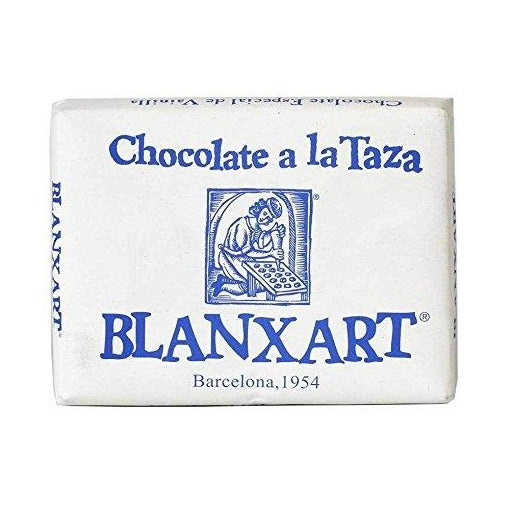 BLANXART CHOCOLATE A LA TAZA DRINKING CHOCOLATE BAR