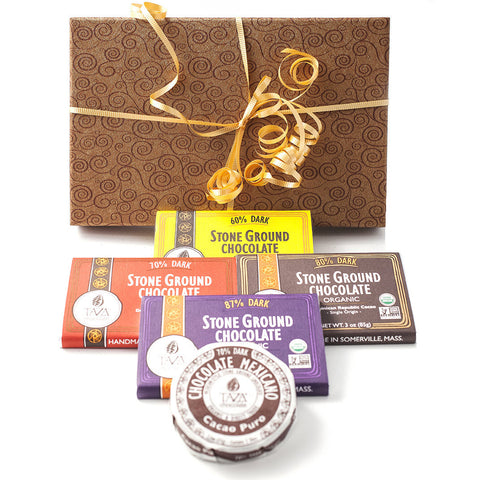Craft Chocolate by Numbers Gift Trunk
