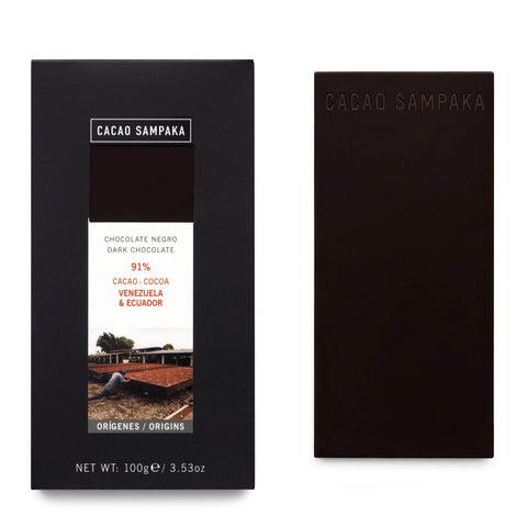 Cacao Sampaka Spicy Lime 31%