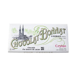Chocolat Bonnat Gourmet Chocolate Bar - Ceylan 75% Cocoa - Sri Lanka - 100g - Gourmet Boutique