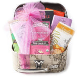 A Chocolate Adventure Gift Trunk - Gourmet Boutique