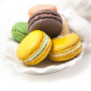 Virtual Tasting Event: Tea and Macaron Pairing Experience