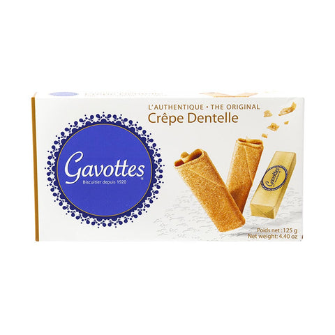 Crepes Dentelle Cookies