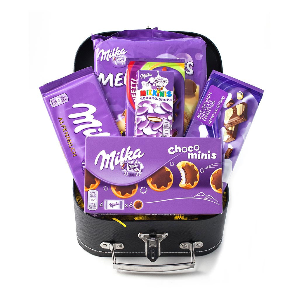 More Milka Please Gift Trunk
