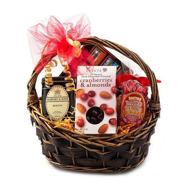 Taste of Boston Gift Basket - Gourmet Boutique