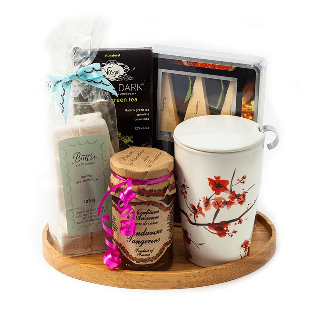 Tea for One Gift Tower