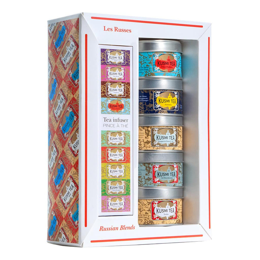 "Kusmi Tea - Gift Set ""Russian Blends"" - Gourmet Boutique"