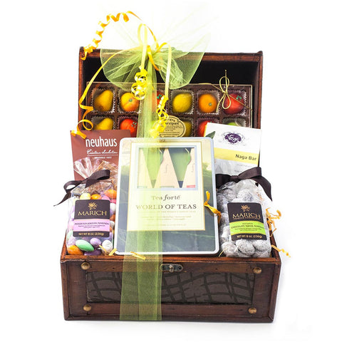 Hidden Treasure Gift Trunk
