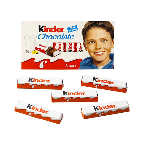 Kinder Chocolate Sticks (100g)