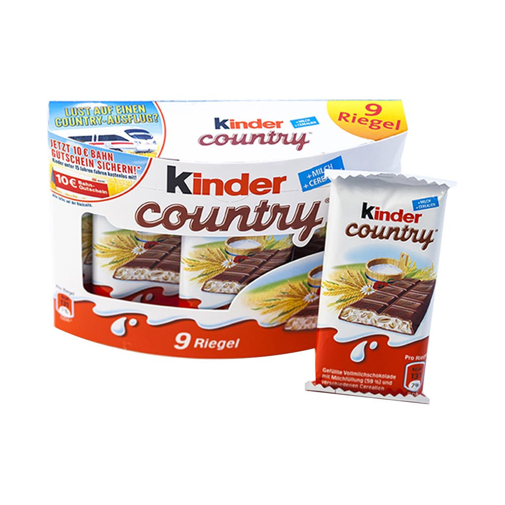 Kinder Country Box (211g)
