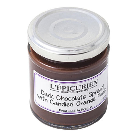 L'Epicurien Sweet Orange  with Orange  Blossom Jam