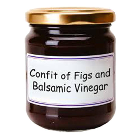 L'Epicurien Confit of Figs & Balsamic Vinegar