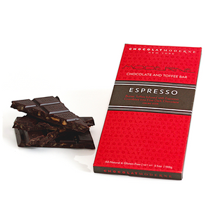 MODERNE CHOCOLATE AND TOFFEE BAR - ESPRESSO