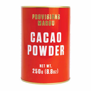 MAROU PROVISIONS CACAO POWDER TIN