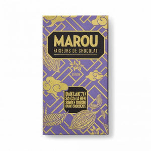 MAROU DAK LAK 70% SINGLE ORIGIN CHOCOLATE BAR