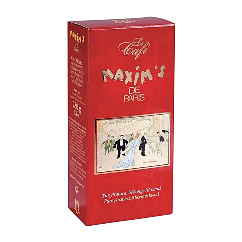 Maxim's de Paris Assorted Biscuits Gift Tin