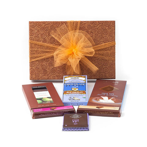Milk Chocolate Tasting Gift Box