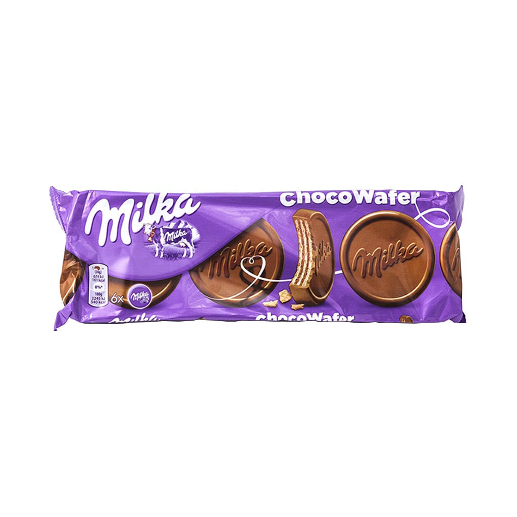 Milka Choco Wafers - Gourmet Boutique