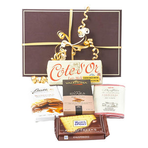 Rich and Creamy Milk Chocolate Assortment Gift Box - Gourmet Boutique