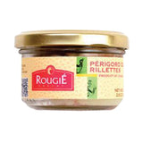 Rougie Perigord Duck Rilletes 2.8 oz/80g - Gourmet Boutique