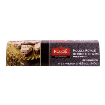 Rougie Mousse Royale of Duck Foie Gras 4.9oz